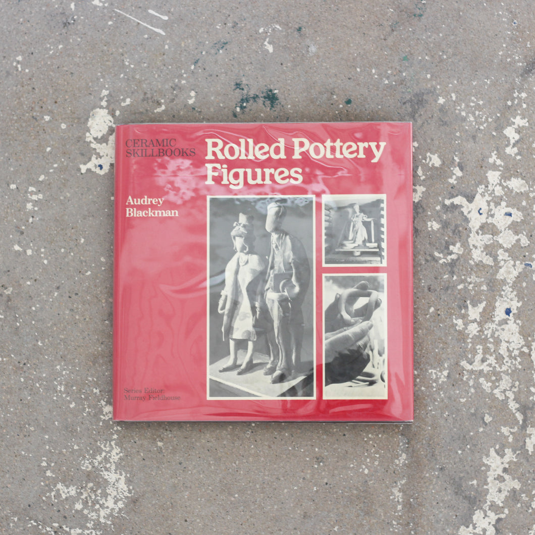 Vintage Pottery Book: Rolled Pottery Figures