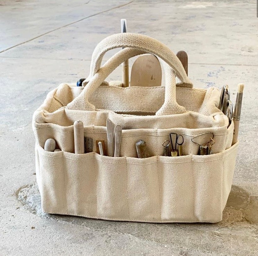 Potter's Canvas Tool Bag