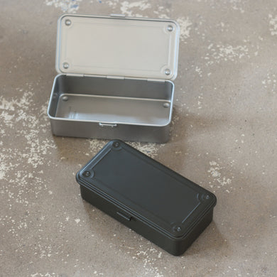 Metal Tool Box by Toyo