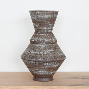 Slip Textured Vessel