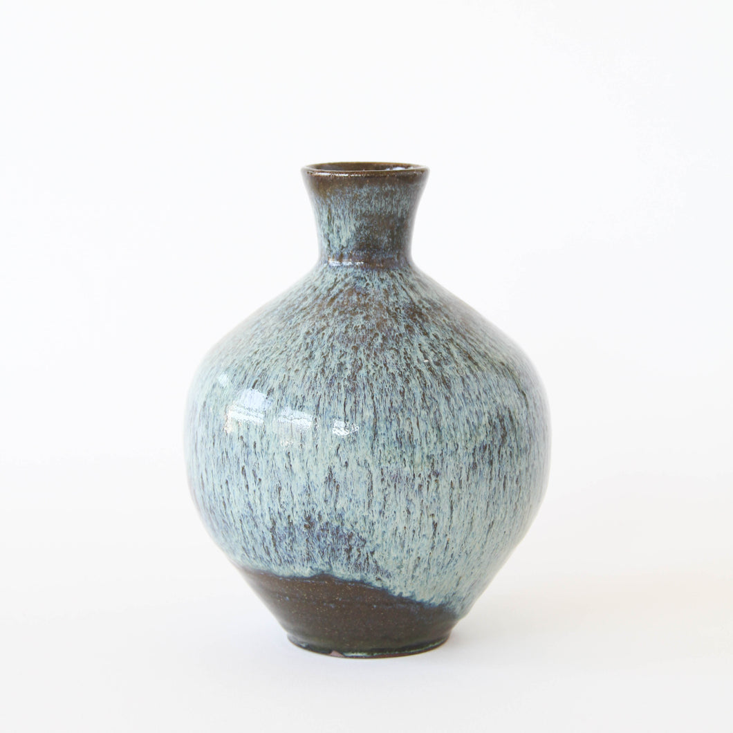 Electric Blue Vase
