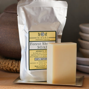 Forest Shower Hinoki Soap