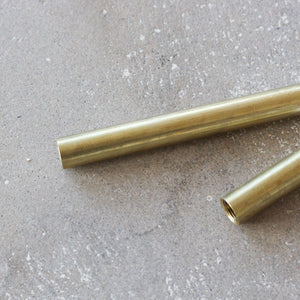 Brass Threaded Pipe