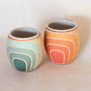 Pair of Wine Cups