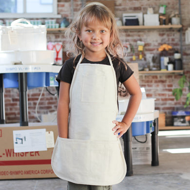 Four Pocket Kid's Apron