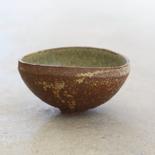 Load image into Gallery viewer, Small Bowl with Wood Ash Glaze No.3