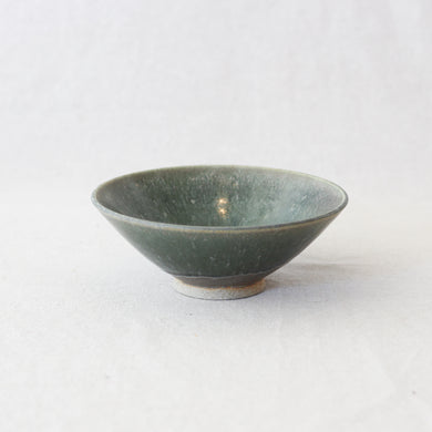 Variegated Green Bowl