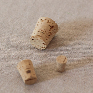 Small Cork Stoppers