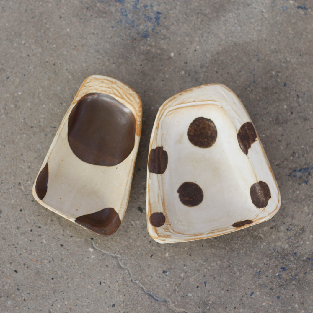 Small Dalmation Trays