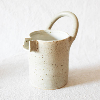 Speckled Milk Pitcher