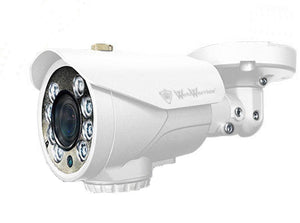 HD-TVI License Plate Camera White
