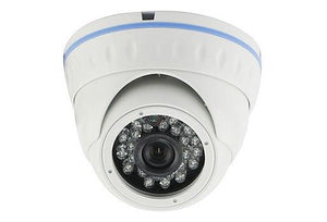 HD 24 IR-LED 800 TVL White Camera