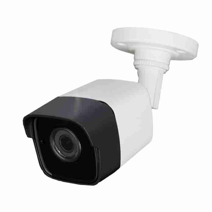 2.1MP HD TVI Advanced True WDR 1080P Mini Bullet Camera, 2.8mm lens, White