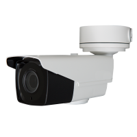 Load image into Gallery viewer, 5MP HD TVI Advanced STARLIGHT WDR EXIR Armored Bullet Camera, 2.8mm lens, White