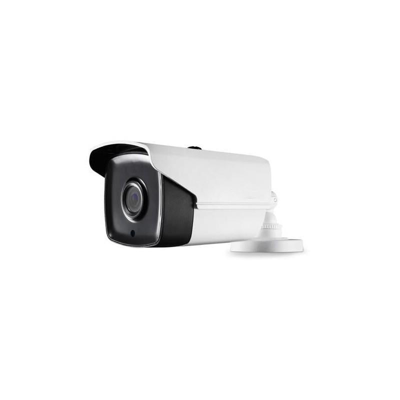 5MP HD TVI Advanced EXIR Armored Bullet Camera, 3.6mm lens, White
