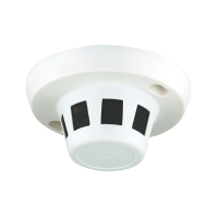 2.4 MP 1080P Smoke Detector Camera 4-Way