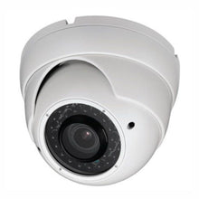 Load image into Gallery viewer, HD-CVI Armored Vari-Focal Dome Camera 720p in White