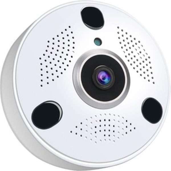4MP IP Camera WiFi 360 2-way Audio