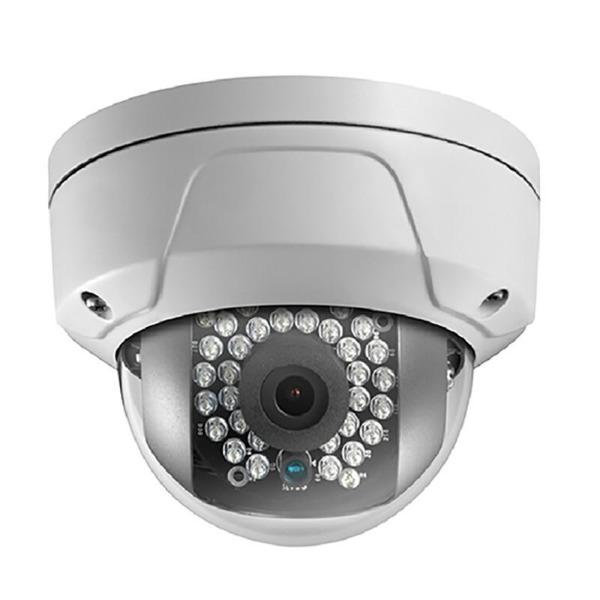 2M HD Network Glass Dome Camera