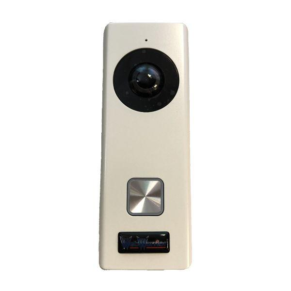 2MP WiFi Connected Door Bell Camera- can connect to NVR/TVR
