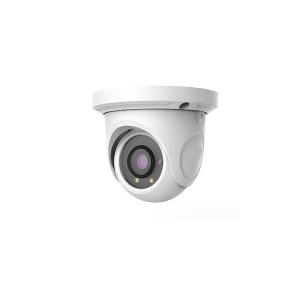 4MP IP Dome Camera, 2.8mm wide view POE, 65ft night vision
