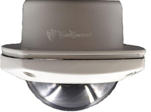 "3.5"" Dome Armored Armored Dome Flush mount"