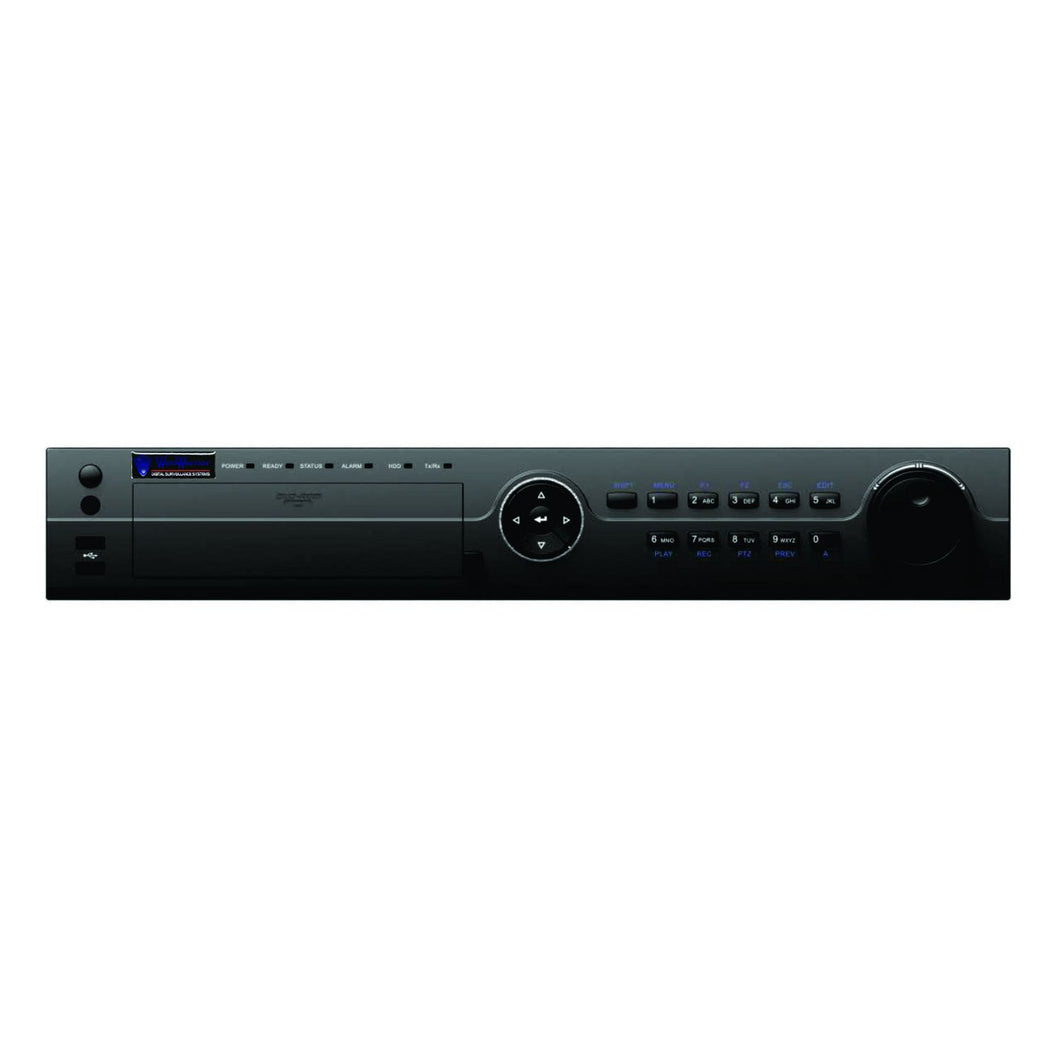32CH IP NVR Professional H-Series 320Mbps, 1.5U, 4HDD