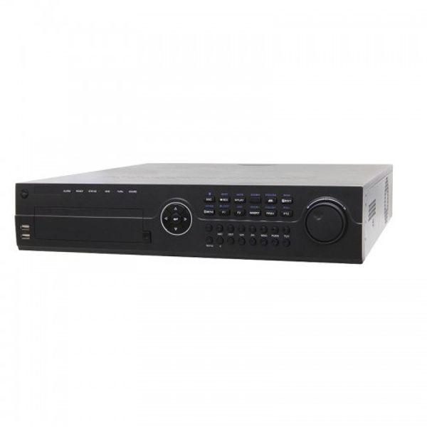 32CH IP NVR Professional H-Series 80Mbps, 1.5U, 2HDD