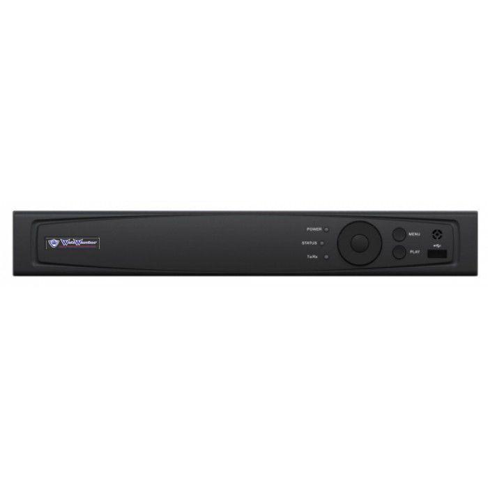 4 Channel 40M 1U Network Video Recorder-
