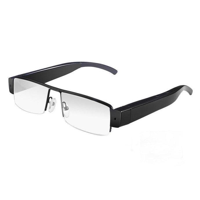 Clear Spy-Glasses looks just like regular glasses, 1080p, SD card to 16MB