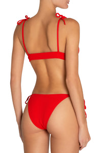 Alta Mare Remi and Kylie Bottom Bikini Set