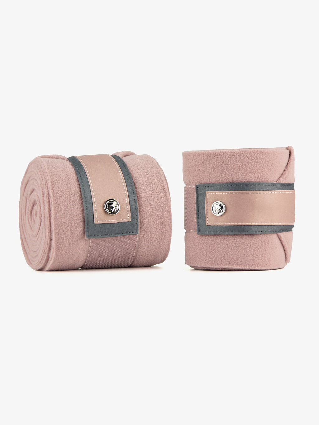 PS of Sweden Polo Wraps - Blush - The Dressage Store