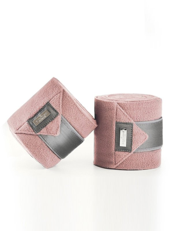 Equestrian Stockholm Polo Wraps - Pink - The Dressage Store