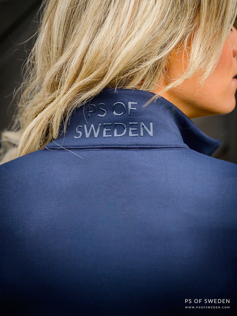 "PS of Sweden ""Faith"" Riding Jacket - Navy - The Dressage Store"