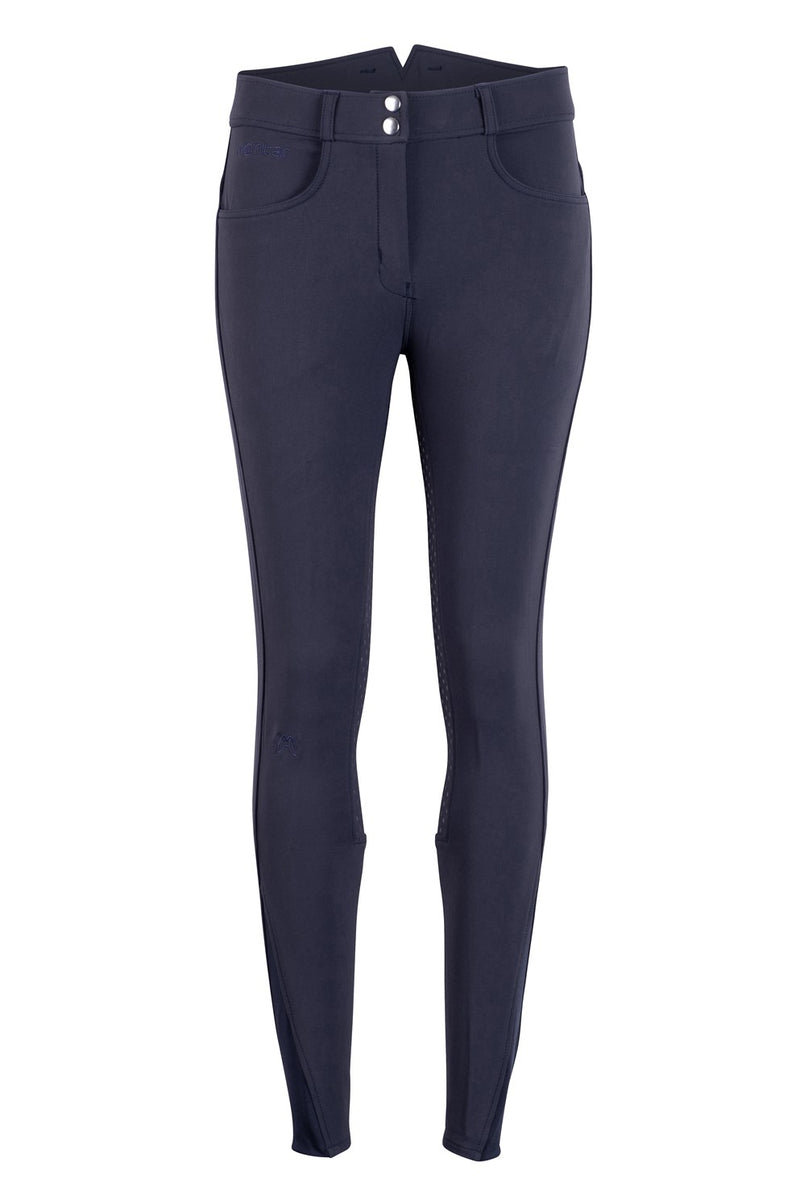 Montar ESS Highwaist Breech - Navy - The Dressage Store