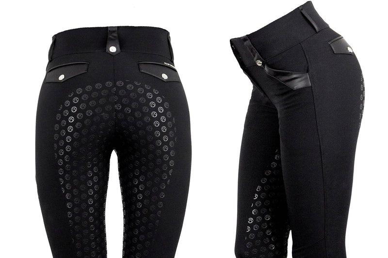 PS of Sweden Karen Breech - Black Onyx - The Dressage Store