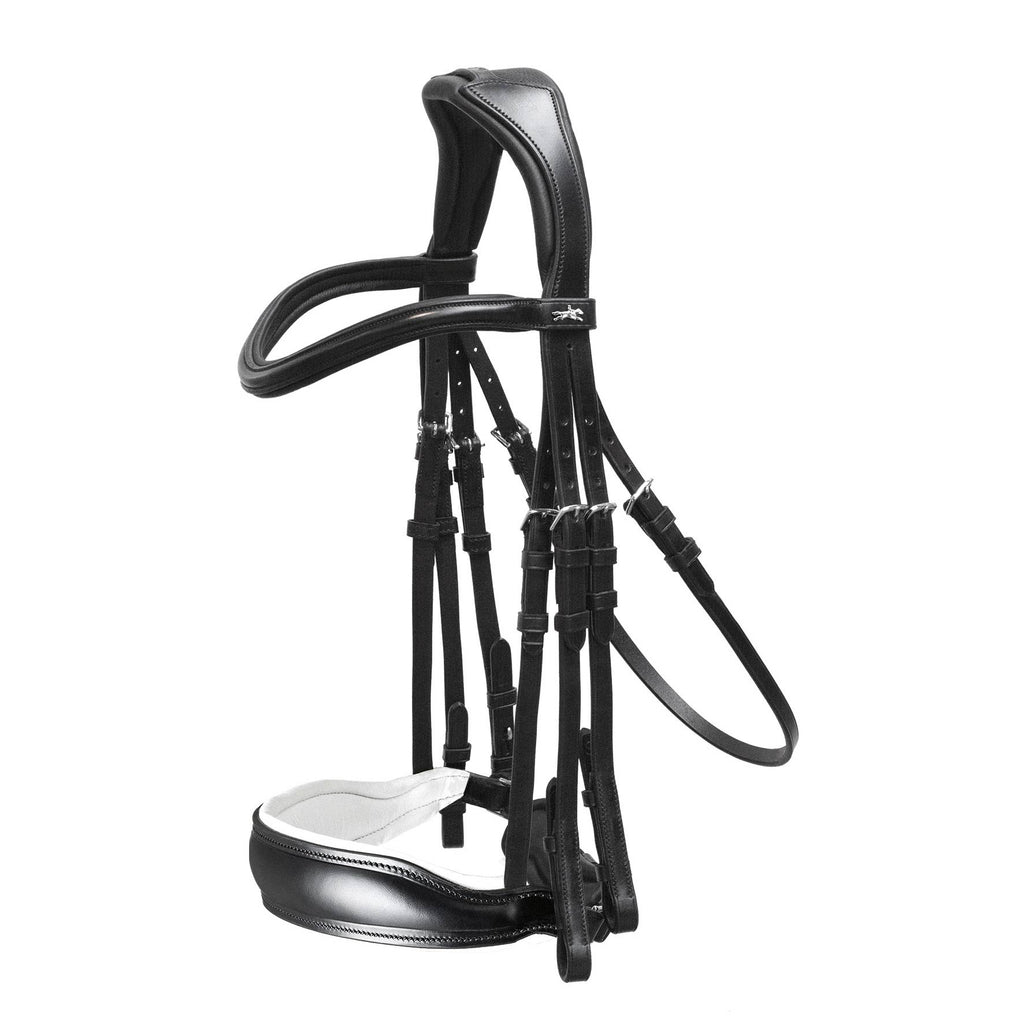 Schockemöhle Double Bridle - Milan - The Dressage Store