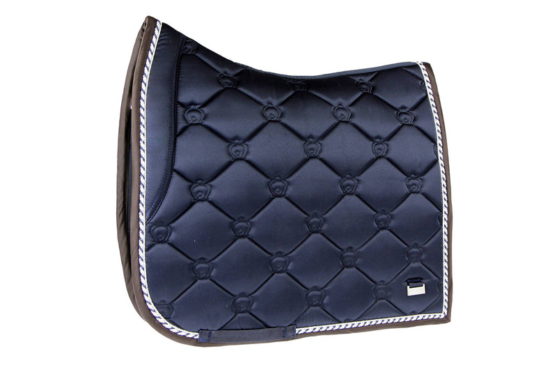 PS of Sweden Dressage Saddle Pad - Sapphire - The Dressage Store