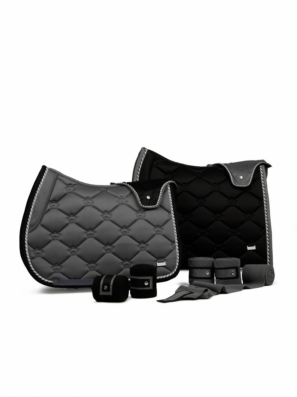 Ps of Sweden Fly Hat Anthracite - The Dressage Store