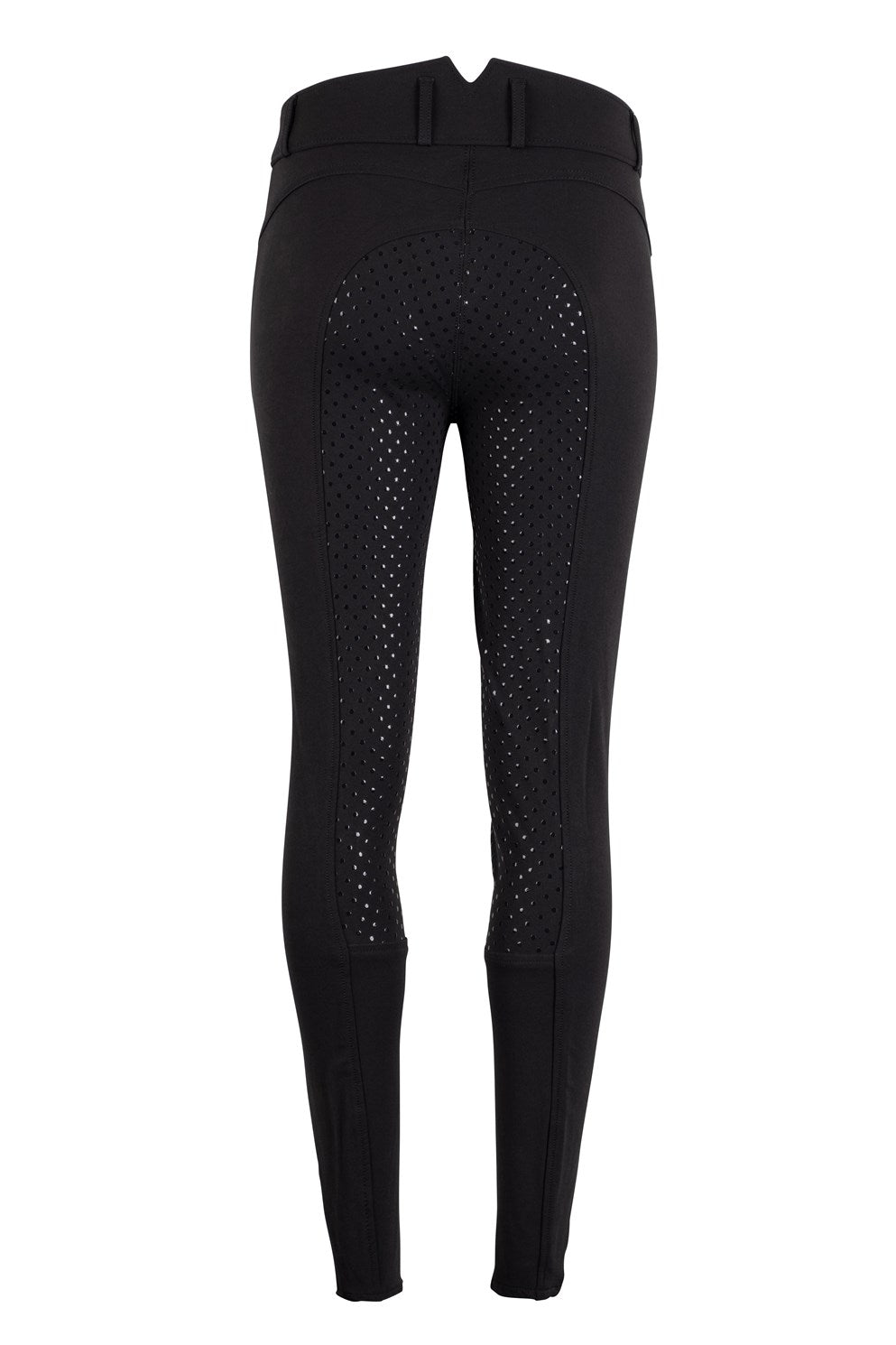 Montar ESS Highwaist Breech - Black - The Dressage Store