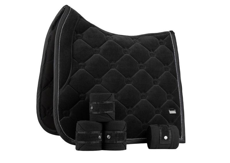 PS of Sweden Black Velvet Collection  *Limited Christmas Collection* - The Dressage Store