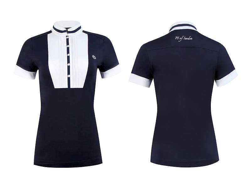 PS of Sweden Dolly Riding Shirt - The Dressage Store