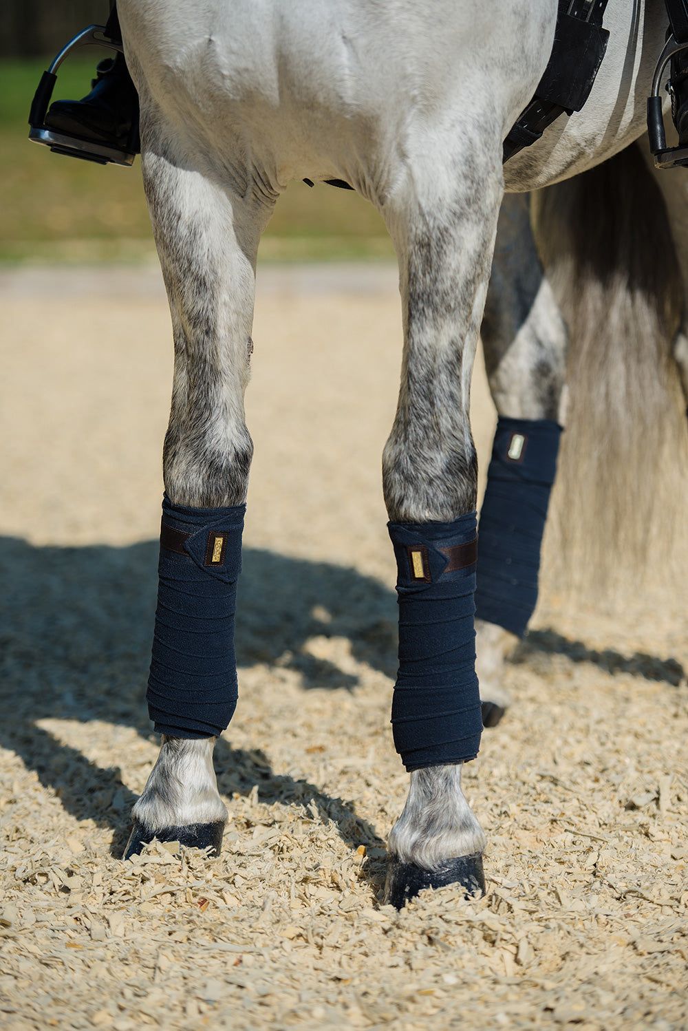 Equestrian Stockholm Polo Wraps - Royal Classic - The Dressage Store