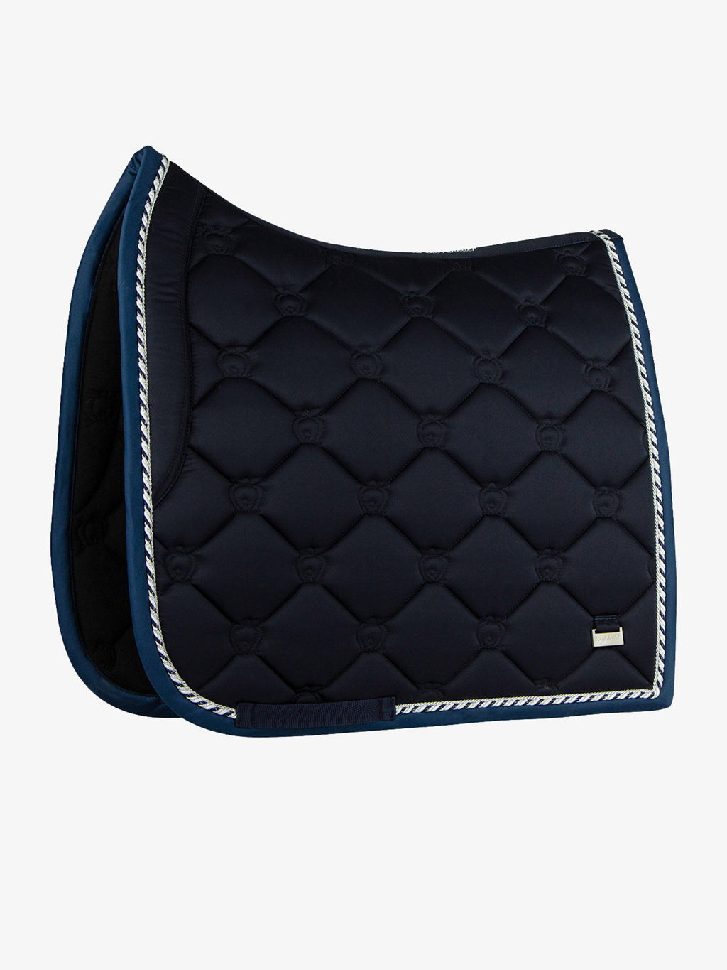 Ps of Sweden Dressage Saddle Pad Marine - The Dressage Store