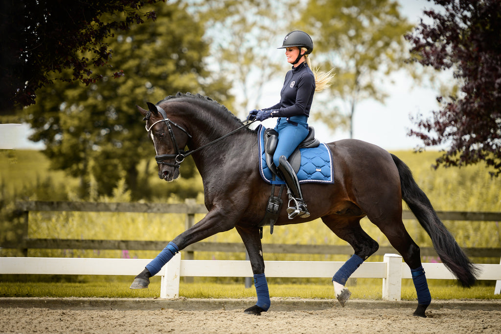 Ps of Sweden Dressage Saddle Pad Neptuna - The Dressage Store