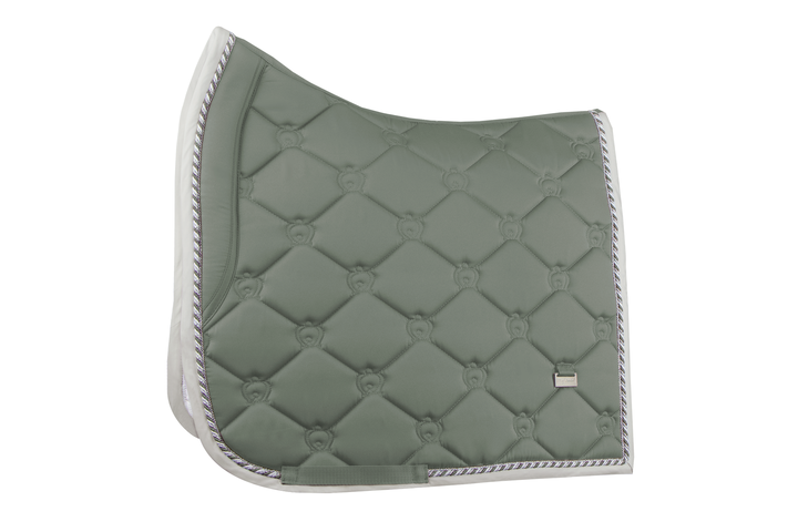 PS of Sweden Dressage Saddle Pad - Sage - The Dressage Store