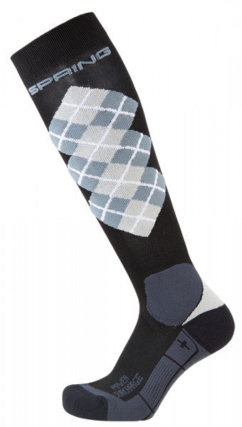 PFIFFTartan Pro Winter Socks - The Dressage Store