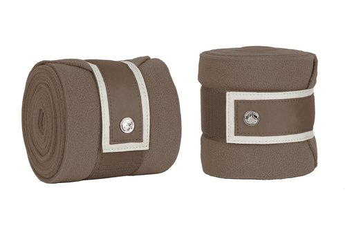 PS of Sweden Polo Wraps - Walnut - The Dressage Store
