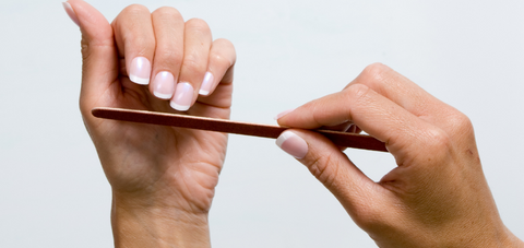 File Your Nails