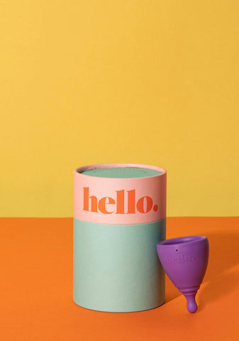 Hello Cup S/M (Small/Medium)